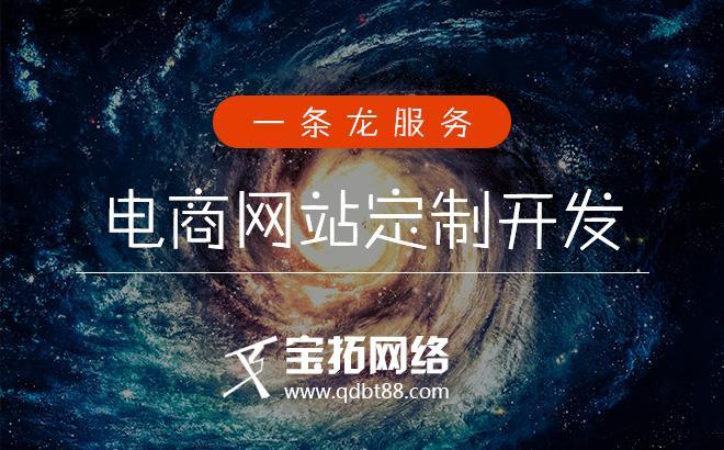 电商网站定制开发