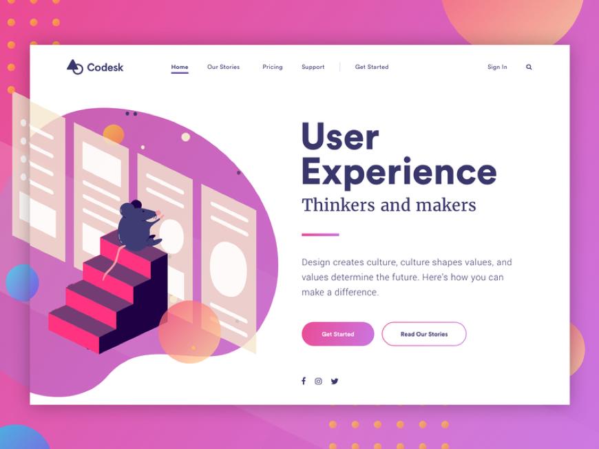 着陆页概念 - 用户体验.png